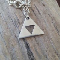 Triforce necklace