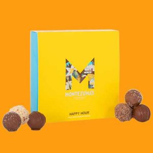 Buy her these happy hour boozy truffles