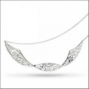 Buy her this Kit Heath Blossom Flourish Double Twist 18 Necklace