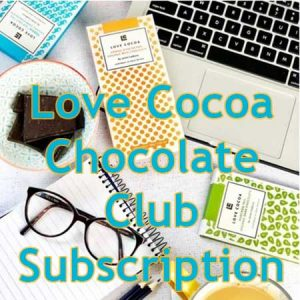 Buy them a chocolate subscription with Love Cocoa for this anniversary gift