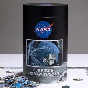 Buy him the NASA Jigsaw Puzzle