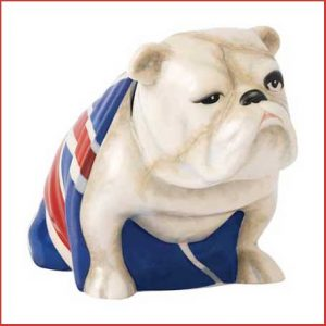 Buy him Jack the Bulldog figure for this 45th anniversary gift
