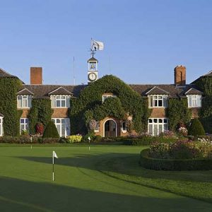 Buy him, her or parents a golf break at The Belfry for this anniversary gift