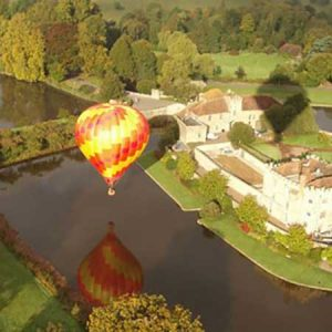 Take to the skies with a hot air balloon ride for two, treat her on this anniversary to a gift never to be forgotten.